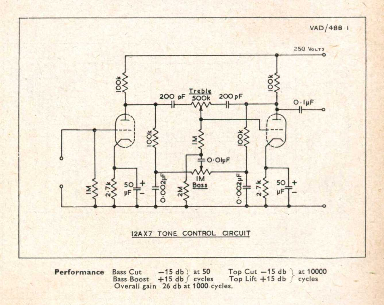 Preamp Wiring Diagram Eq Stc Tone Control Amplifier Stage Brimar Tube Manual 8 1959