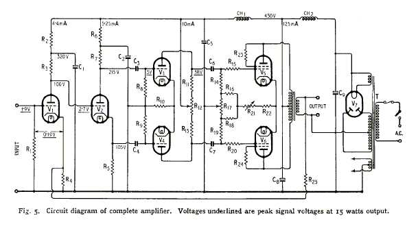 it can be readily seen the basic circuit is essentially the same as the  cocking design as shown above, excepting that voltage amplifier v1 is added  to
